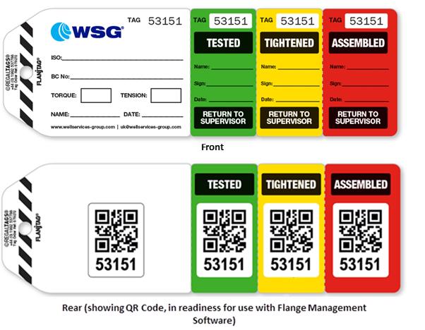 WSG Flange Management