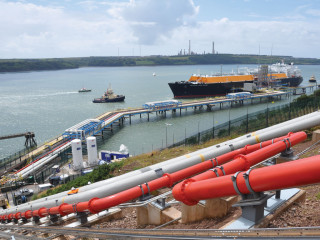 LNG Pushbacks