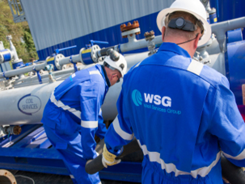 WSG Industrial Services