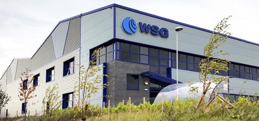 WSG UK Head Office Normanton