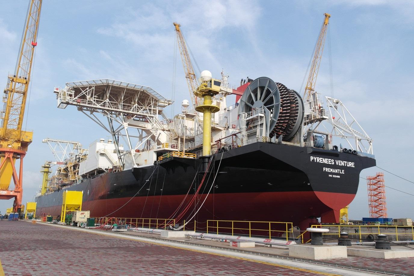 WSG Plenary Asset Solutions BHP Dry Docking Management